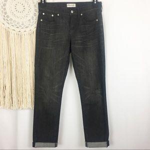 MADEWELL Black Slim Boy Jeans 26